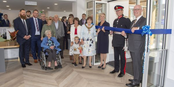Home is at the heart of our nursing care centre