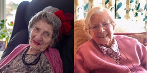Members of the Whiteley 100 Club share their stories