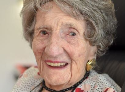 Freda's amazing story in the news again