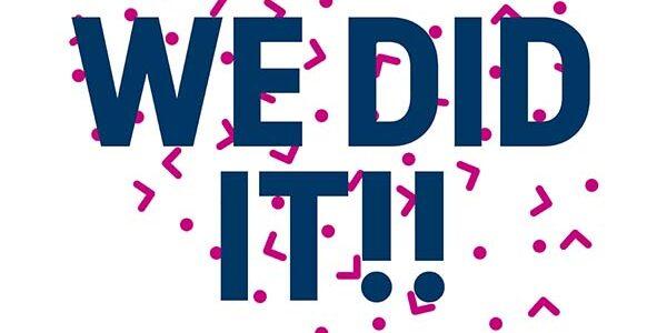 We did it! Whiteley retains Silver IIP status