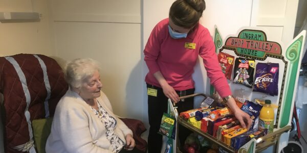 Care Home Open Week 2021: Bringing the outside world in
